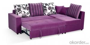 Fabric three kinds of sofabed Moderl-3