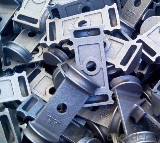 investment casting locomotive parts