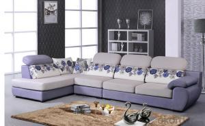 living room modern leather sofa