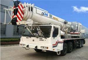 QY55H Truck Crane