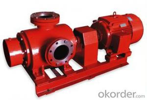 Horizontal Heavy Oil Twin Screw Pump