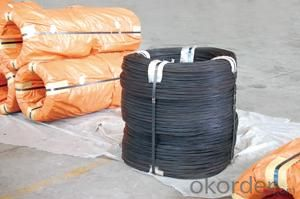 BRIGHT ANNEALED WIRE AND BLACK ANNEALED WIRE