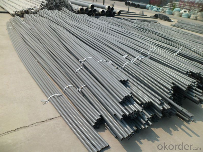 DN20mm PVC Pipe for Water Supply on Sale