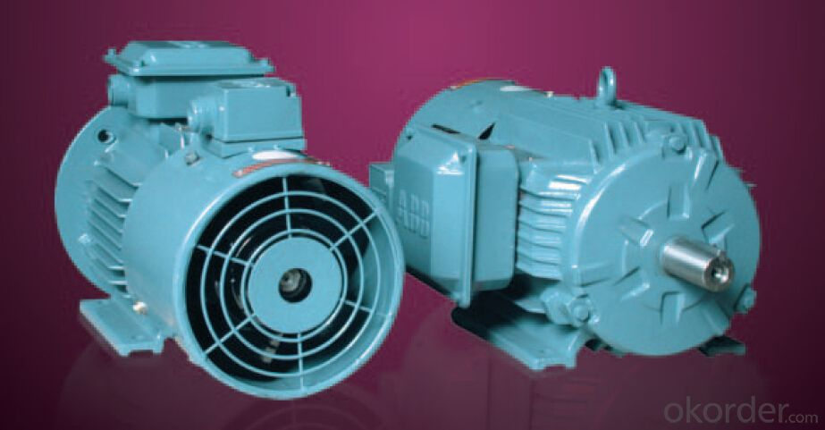 ABB Original DC HIgh Efficiency Motor QABP Series