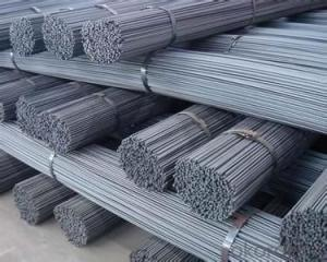 Hot Rolled Steel Rebar Steel Structure Building HRB400B