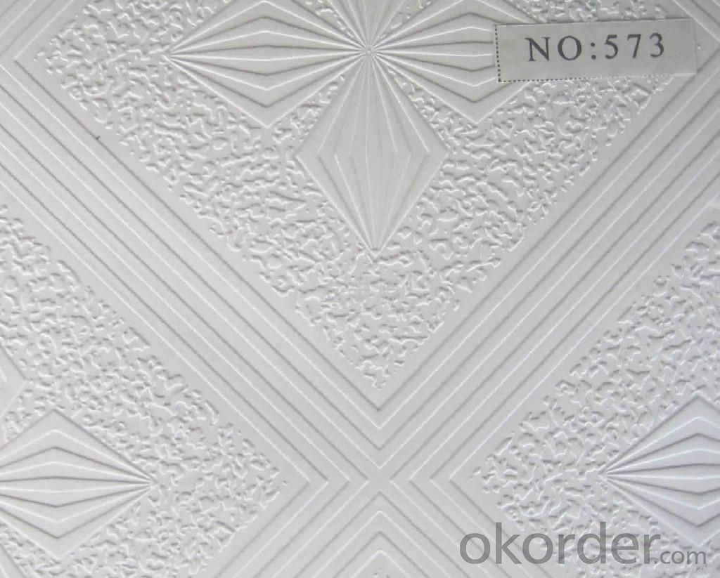 Lowest Price /Good Quality PVC Gypsum Ceiling Board