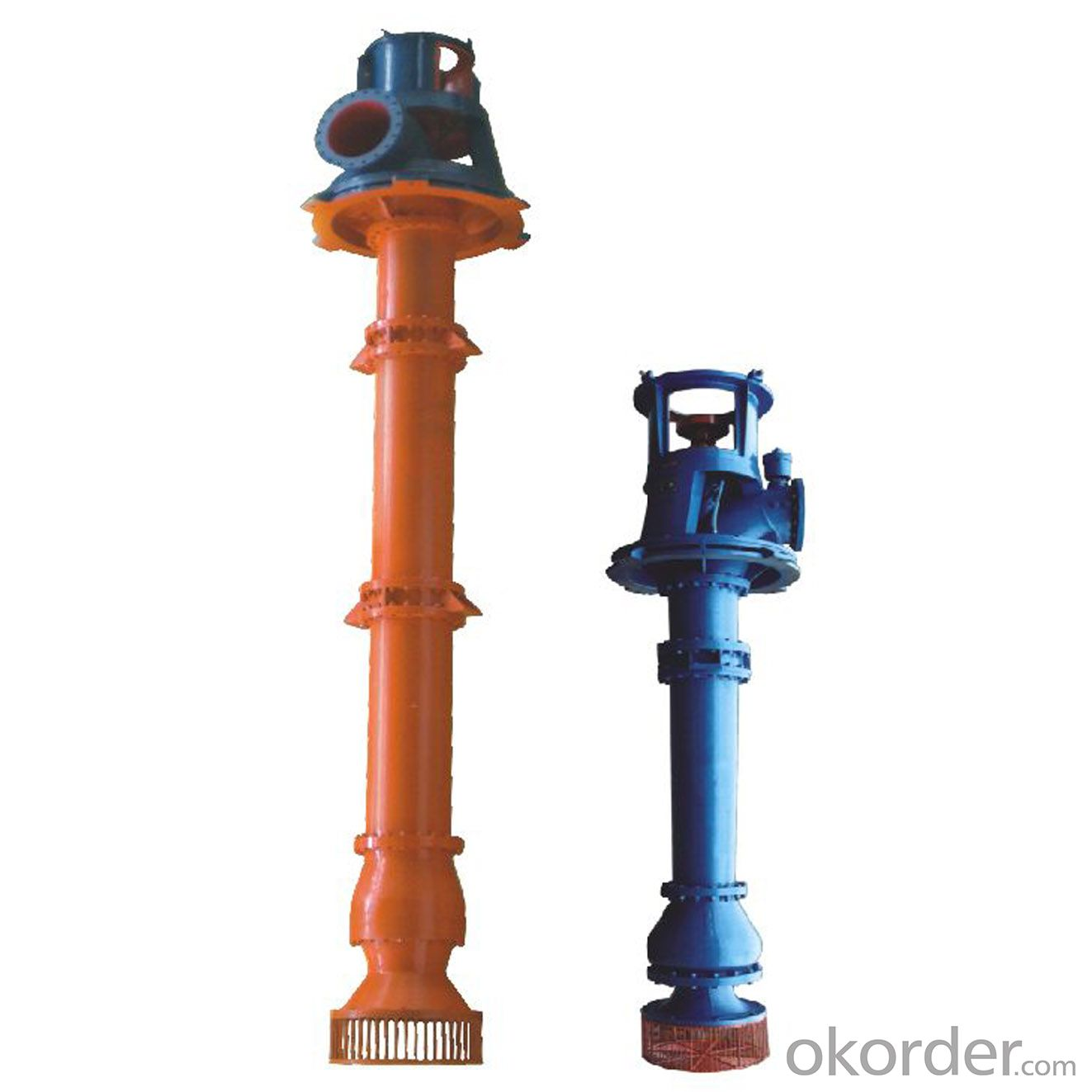 Long Shaft Pump LC Series