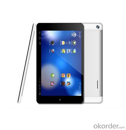 Tablet PC New Design 7.85inch Mtk8382 Quad Core Tablet PC