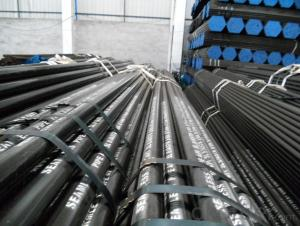 Carton Steel Seamless Pipe