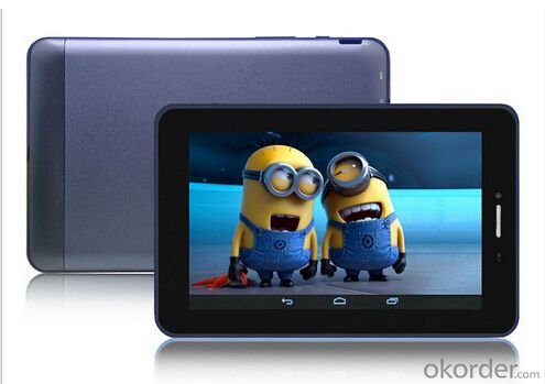 Tablet PC 7inch Mtk8382 Quad Core All Function