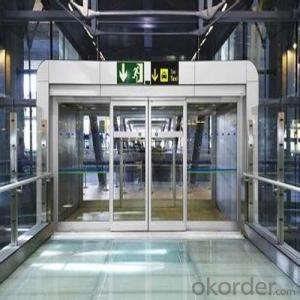 Automatic Alloy Door System