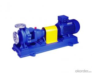 Chemical Cantilever Centrifugal Pump IH Series