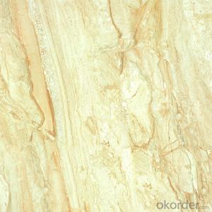 High Glossy Full Polished Glazed Porcelain Tile Sand Stone Serie