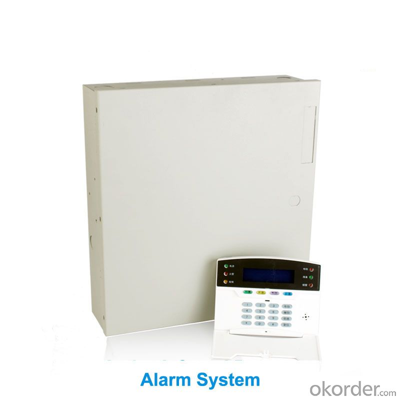 PSTN Anti-theft Bus Alarm System with 8 Wired Defence Zone (Can Expand 240 Wired Defence Zone)