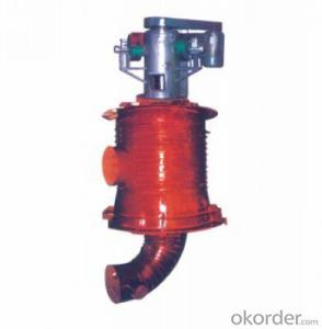DG molten salt type axial flow pump