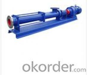 Screw Pump High Pressure For Sewage