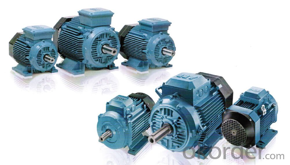 ABB AC DC HIgh Efficiency Motor M2BP