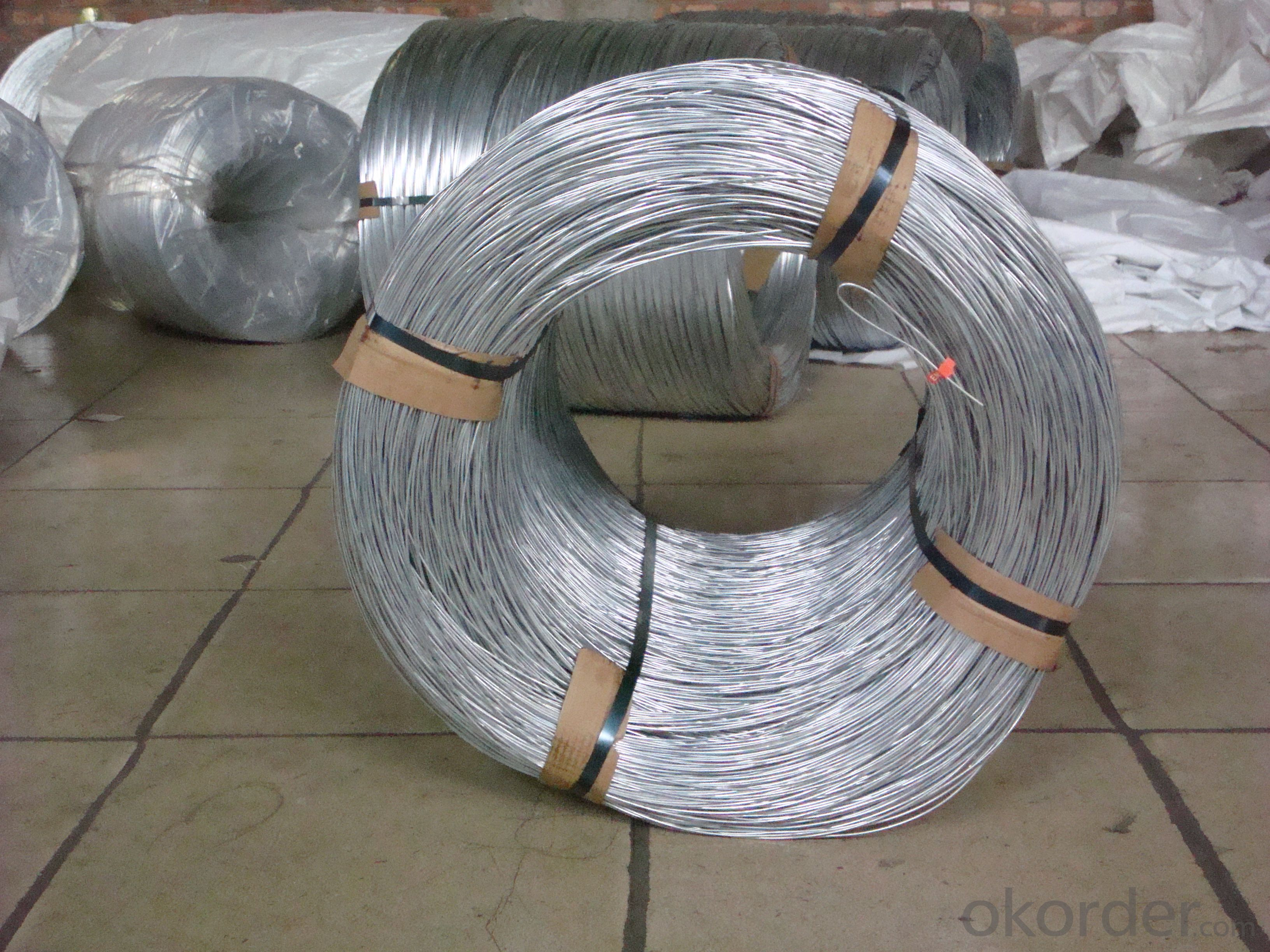 Galvanized 17 Gauge Electric Fence Wire Spool Wires