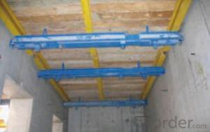 Shaft Platform for building construction