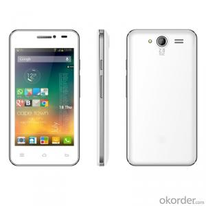 New Arrival Quad-Core 4-Inch Smart Phone with Android 4.4