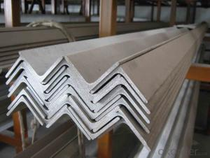 Angle Steel High Quality Hot Rolled GB Q235 Q345B ALL SIZES