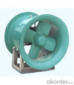 FRP axial fans