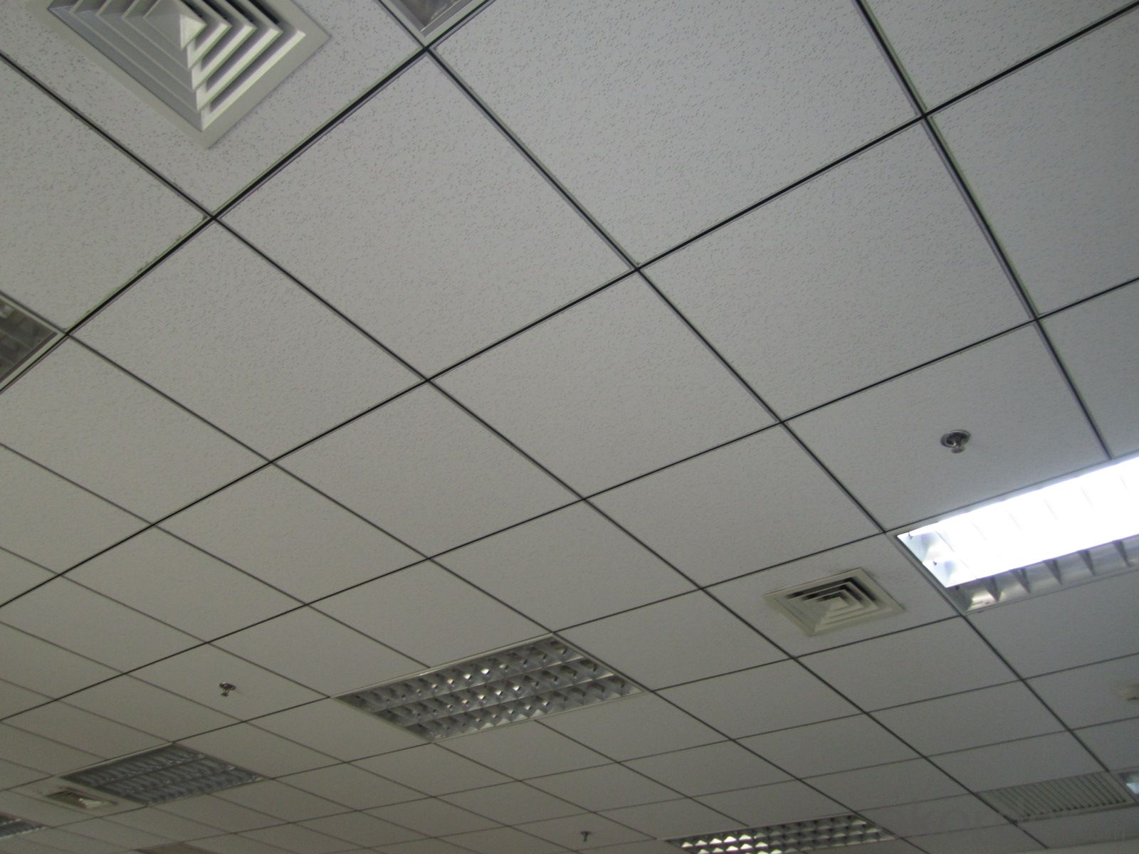 Acoustic Mineral Fiber Ceiling 10mm