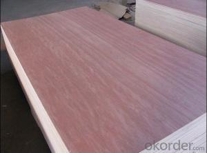 Okoume Face Commercial Plywood Thin Board