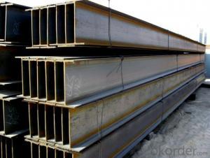 Hot Rolled Mild Steel H Beams