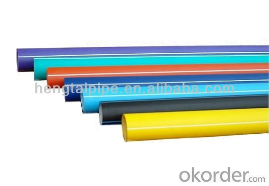 High Quality and Flexibility HDPE Silicon Core Pipe Telecommuni Cation Cables
