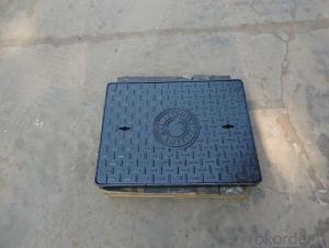 Nodular cast iron plate