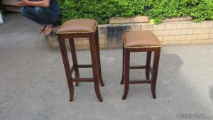 Solid wood bar stool,bar chair
