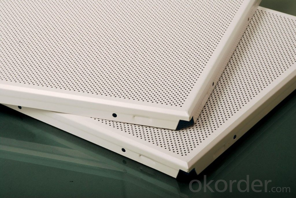 Perforated Lay on Aluminum Ceiling panel