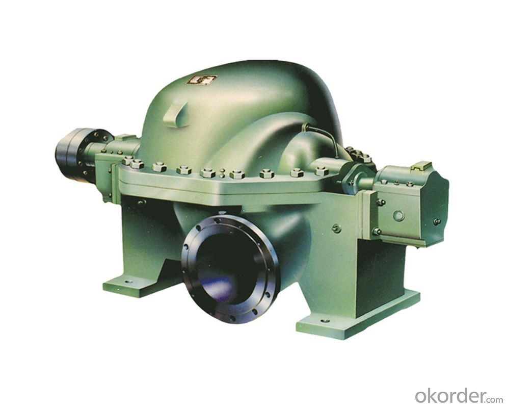 Multistage Horizontal Split Centrifugal Pump DK Series