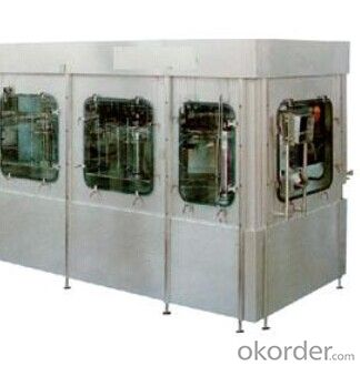 Aseptic cold filling equipment