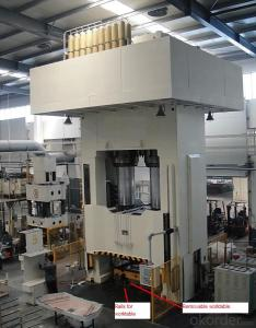 HYDRAULIC TYPE PRESS