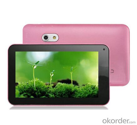 Tablet PC 7 Inch  A23 Dual Core Android 4.2 512MB/4GB