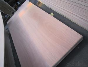 Cedar Wood Veneer Commercial Plywood Thin Board