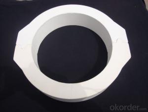 Refractory Quartz Floating Ring