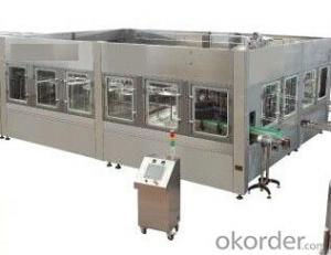 Moderate temperature filling equipment