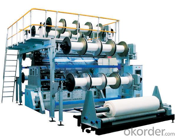 E2291 warp knitting machine