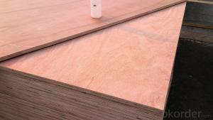 PLA/PA Wood Veneer Face Plywood Thick Board