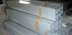 Channel Galvanized cable tray