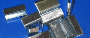 Welded Wire Mesh Steel Packing Strap Buckles Steel Iron Wire Mesh