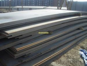 hot rolled steel plate structural mild steel plate