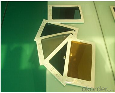 Auto glass ---Heat-reflective coated glass glass color change electronic glass films