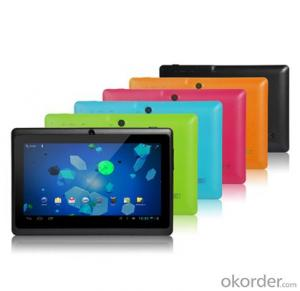 Capacitive Touch Screen Android Pad Tablet PC Dual Core Android 4.2 MID with WiFi