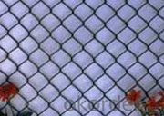 Galvanzied Chain Link Fence 1 inch 2inch Mesh Size As Customer