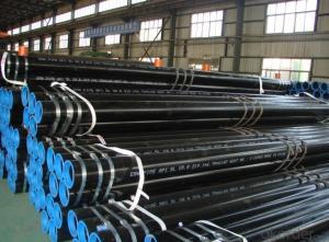Welded Black ERW Steel Pipe