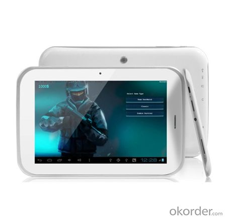 Phone Call Mtk6515 Tablet PC with Dual SIM